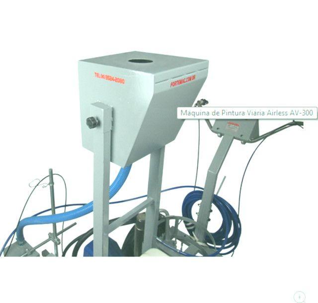 maquina de pintura de demarcação viaria airless formac