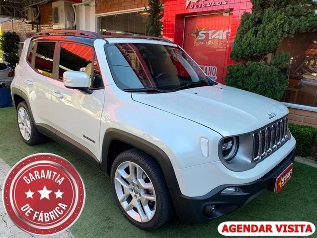 JEEP RENEGADE LIMITED 2019 STARVEICULOS