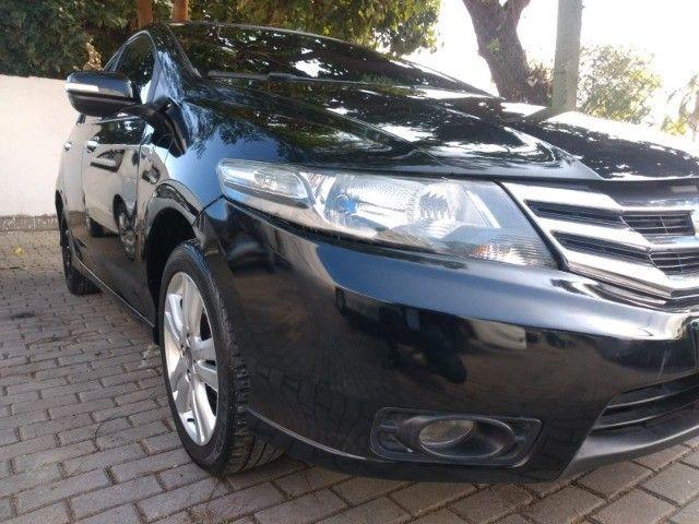 Honda City Sedan EX Flex 1.5 Aut Ano 2013 - Foto 11