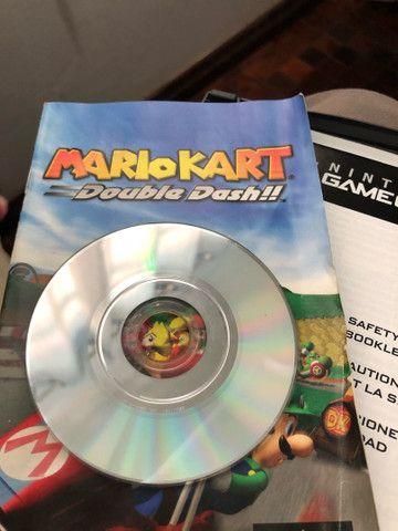 Mario kart double dash - nintendo game cube - Foto 4