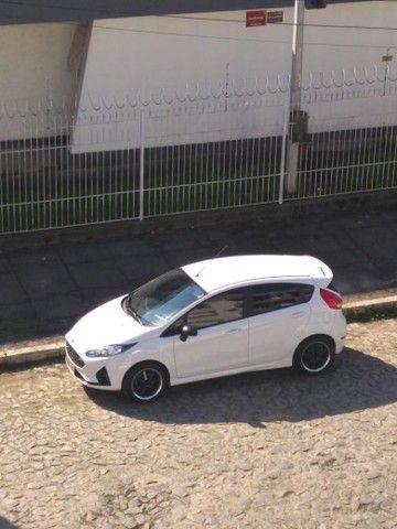 Ford New Fiesta 1.6 manual 2018 único dono - Foto 2