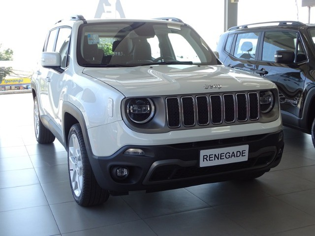 Jeep Renegade Limited 1.8 Automático Flex 0Km - Foto 6