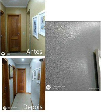 Envelopamento de parede  - Foto 2