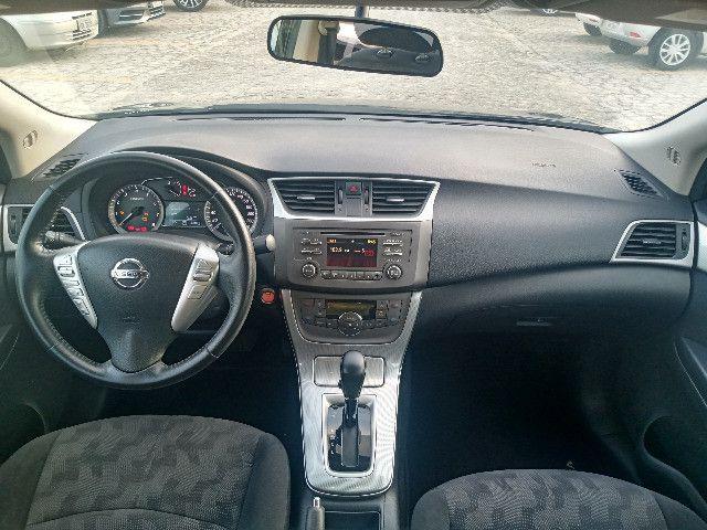Sentra 2.0 SV Automático CVT 2014 - Foto 9