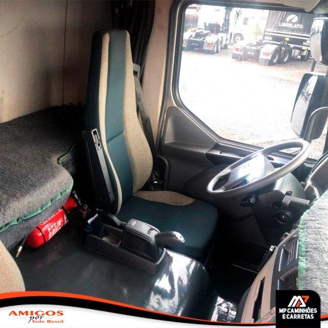 Caminhão Volvo Vm 330 Bitruck 8x2 Caçamba Agrícola 2019 - Foto 18