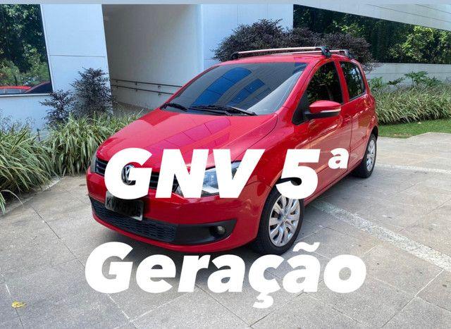 FOX 1.0 2012 com GNV 5ª Ger.
