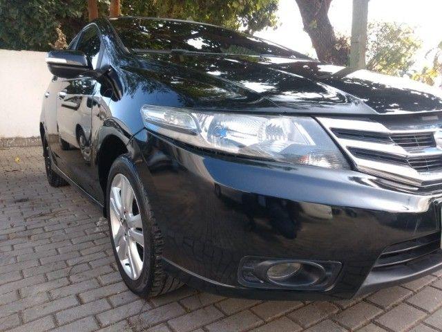 Honda City Sedan EX Flex 1.5 Aut Ano 2013 - Foto 10