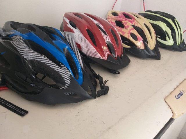 capacete para ciclismo - Foto 2