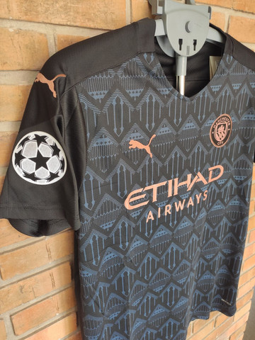 Camisa Manchester City Futebol - Foto 3