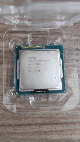 Processador Intel Core I5-3470 De 4 Núcleos E 3.2ghz Com Gpu + Pasta térmica - Foto 5