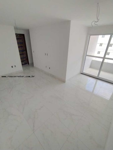 Apartamento para Venda em João Pessoa, José Américo de Almeida, 2 dormitórios, 1 suíte, 1  - Foto 2