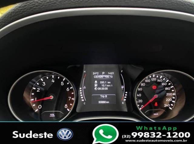 COMPASS 2017/2018 2.0 16V FLEX LONGITUDE AUTOMÁTICO - Foto 11