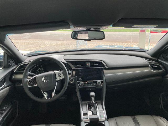 Honda Civic EXL 2.0 i-VTEC CVT - Foto 7