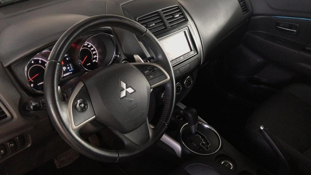 Mitsubishi Asx MMC 2.0 AWD CVT FLEX 5P - Foto 11