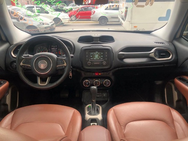 Jeep Renegade Longitude - 2016 - 1.8 Auto - Branco - Foto 10