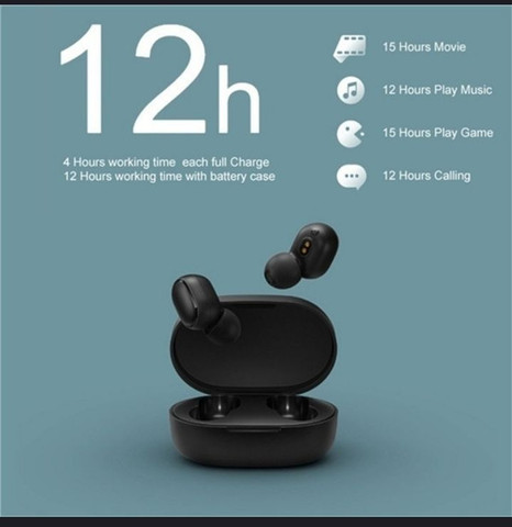 Fone de ouvido da Xiaomi zerado na caixa - Foto 5