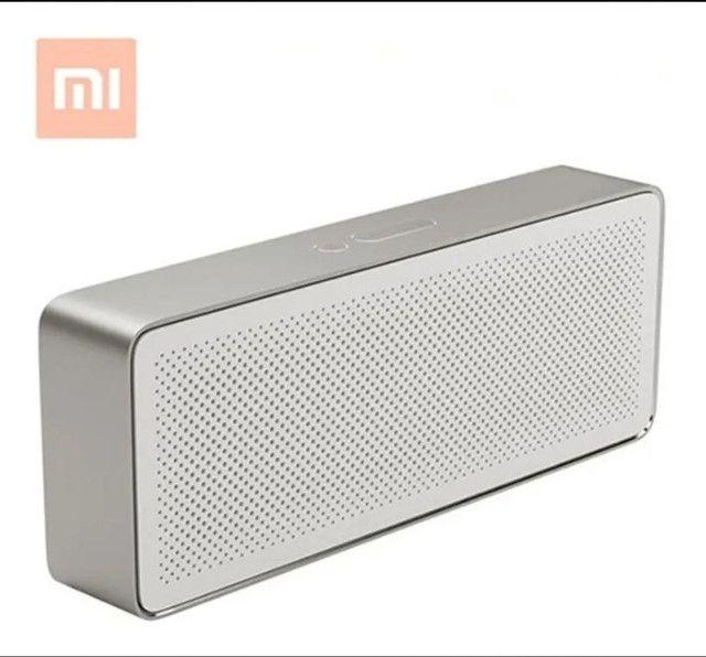 Caixa De Som Portátil Xiaomi Mi Original Bluetooth 4.2 Square Box 2 - Foto 6