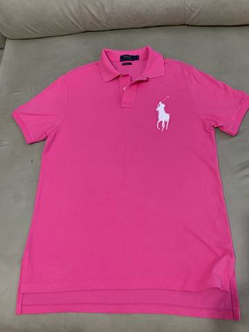 Camisas Polo Ralph Lauren big pony originais Large G - Foto 4