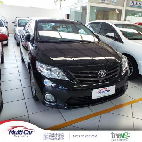 Toyota Corolla - 2014 - Automático - Completo - Bancada em couro - Estado de 0km