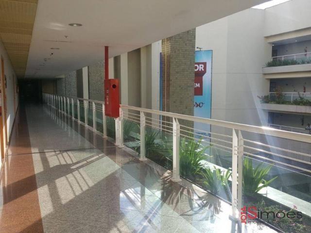 Venda de sala comercial Águas Claras shopping