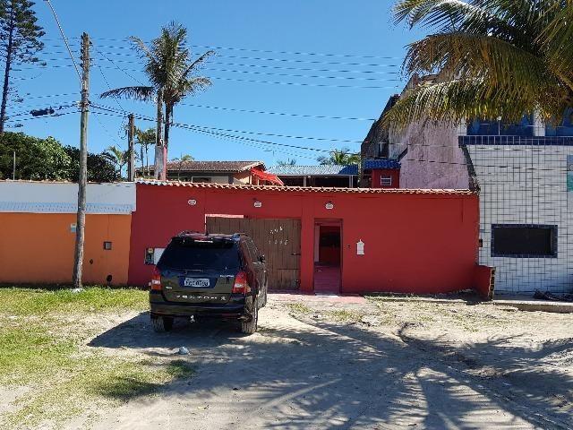 Casa frente para o mar no Guarujá Perequê