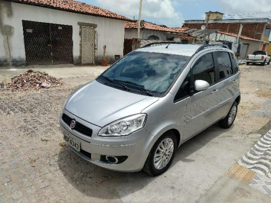 Fiat Idea 1.6 2013 COMPLETO