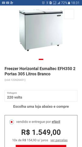 Vendo freeze
