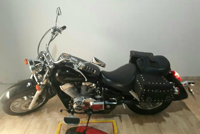 Oferta imperdível: Vendo Shadow 750cc