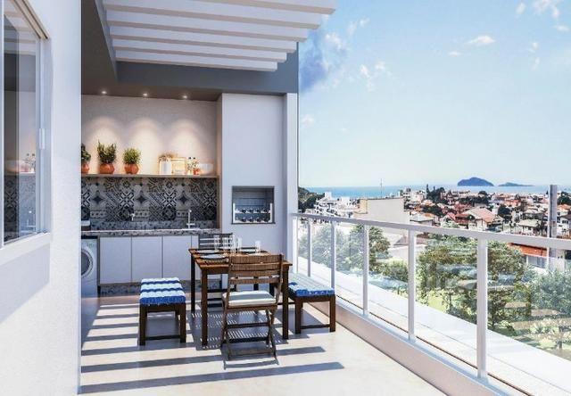 Apartamento 2 dormitórios (1 suite) a 500 metros da praia do Santinho