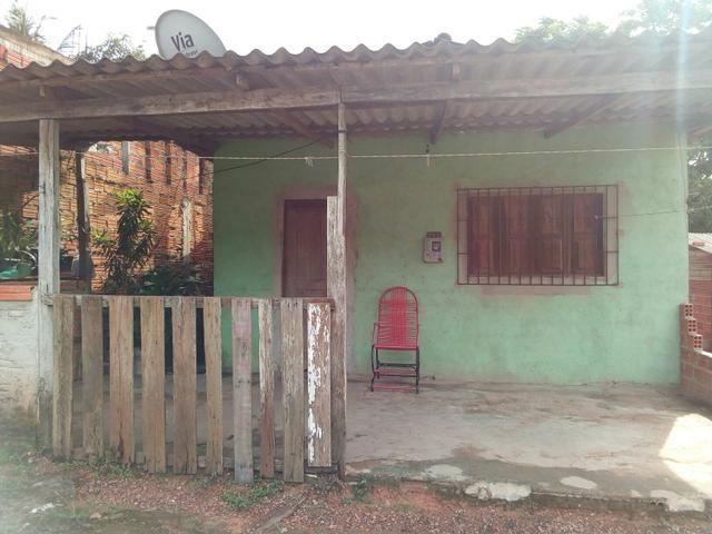 Vendo uma casa no loteamento São José