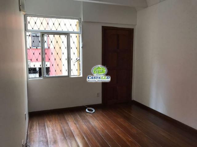 Apartamento, no bairro São Francisco - Belo Horizonte -2 quartos com guarda-roupa embutido