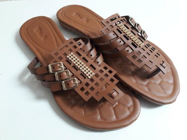 d76af2ef94 Sandálias Rasteirinhas da Moda - Roupas e calçados - Souza