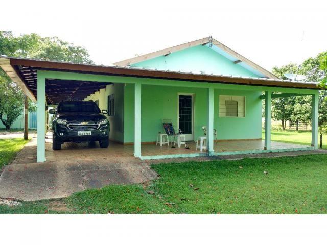 Chácara à venda em Zona rural, Nobres cod:20818