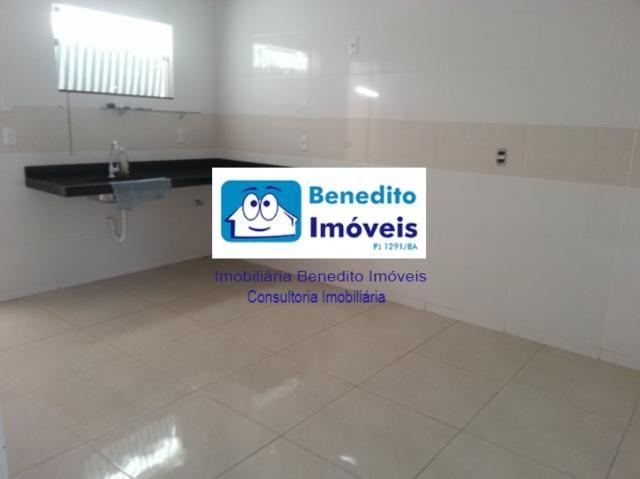 VENDO CASA COM 03 DORMITÓRIOS E ÓTIMO ESTADO DE CONSERVAÇÃO - Foto 10
