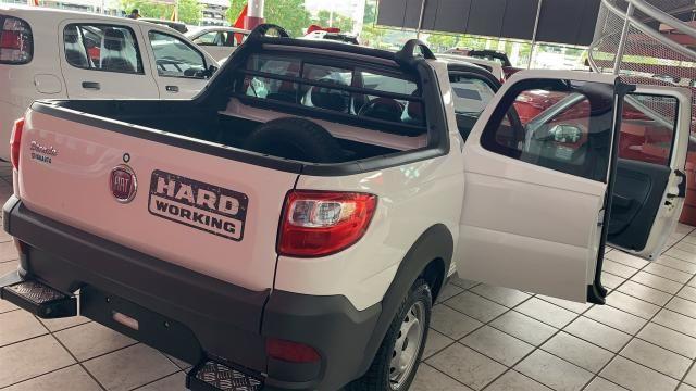 FIAT STRADA 2019/2020 1.4 MPI HARD WORKING CD 8V FLEX 3P MANUAL - Foto 9