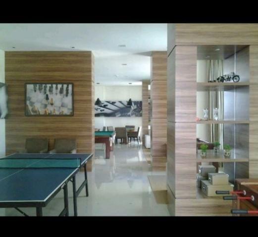 //Apto com 4 qrts sendo duas suítes no Condomínio Authentic no Adrianópolis - Foto 6