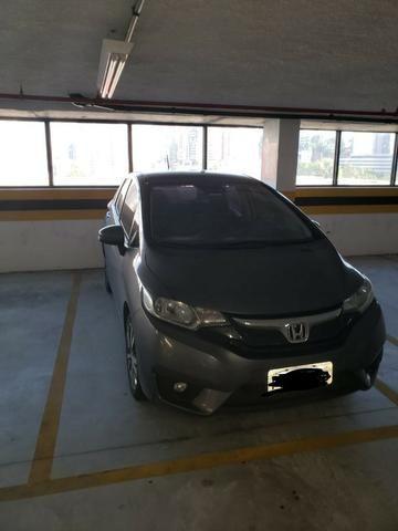 Vendo Honda Fit Ex - novíssimo