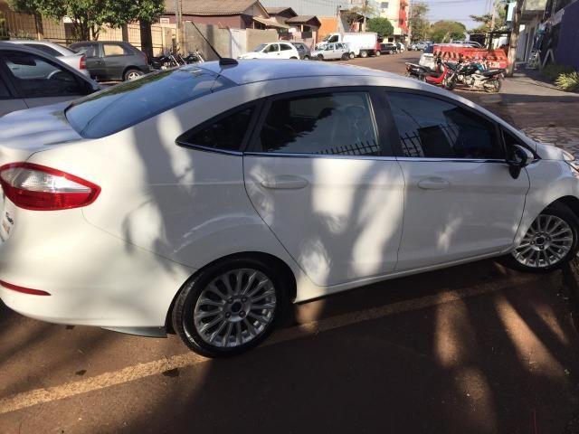 Fiesta Sedan Titanium 1.6 P. Shift 2014 - Foto 2