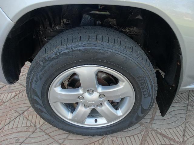 Mitsubishi Pajero TR4 2.0FLEX_AUT._4WD_ExtrANovA_LacradAOriginal_RevisadA_Placa A_ - Foto 13