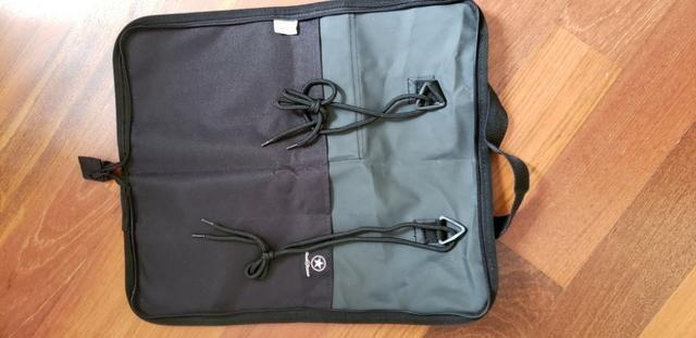 5 pares de baquetas + porta baquetas importadas - Foto 6