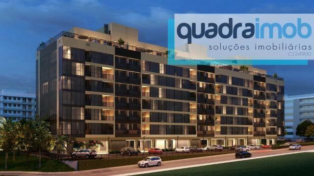 Apartamento 02 Quartos C/ Suíte - 02 Vagas - Andar Alto - Raridade - Foto 6