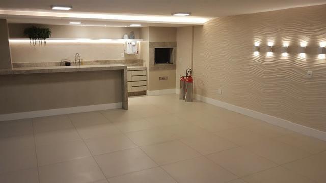 Excelente Apartamento em Capim Macio Palazzo Ponta Negra - Foto 12