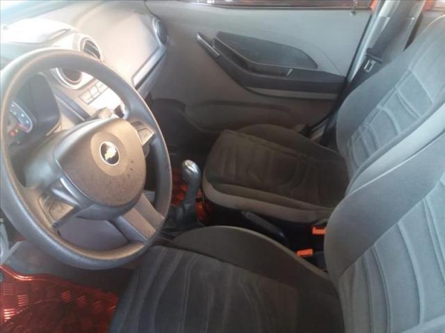 Chevrolet Agile 1.4 Mpfi Ltz 8v - Foto 4