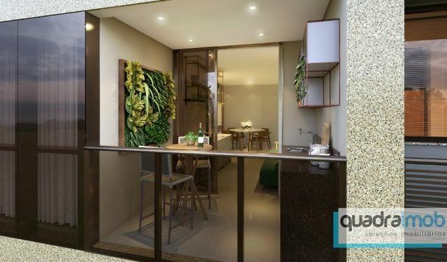 Apartamento 02 Quartos C/ Suíte - 02 Vagas - Andar Alto - Raridade - Foto 17