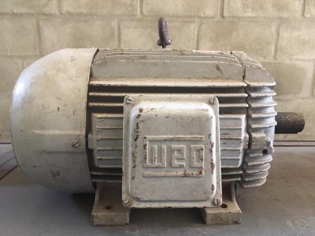 Motor Elétrico 15 CV - WEG