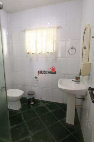 8287   sobrado à venda com 3 quartos em alto da xv, guarapuava - Foto 7