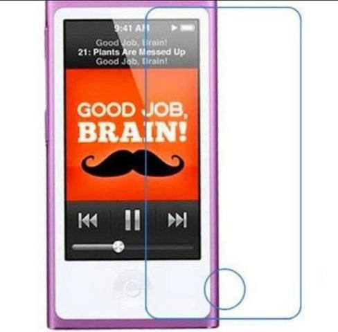 Para iPod Nano 7 Geração - Película de Vidro - Foto 4