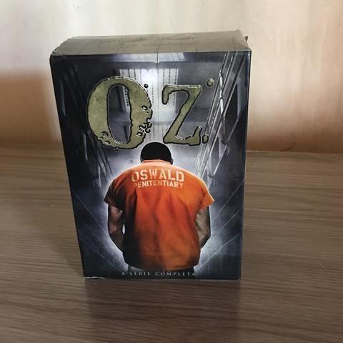 DVD BOX Oz (Presídio) - A Série Completa (21 Dvds) - Foto 5