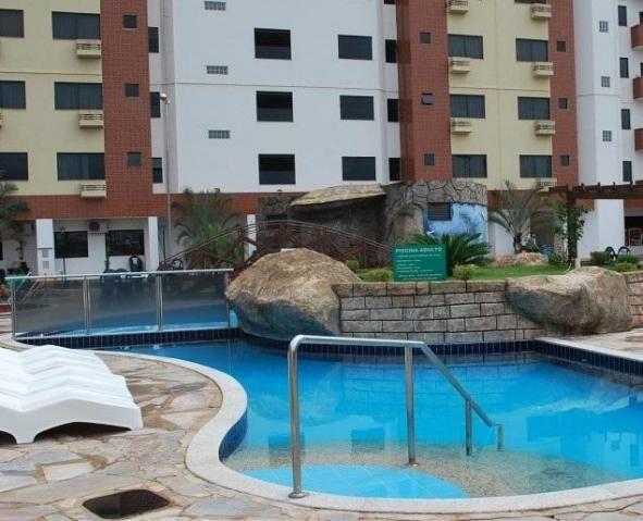 Apartamento 2 quartos para temporada em caldas novas, golden dolphin supreme bairro: turis - Foto 6