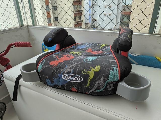 Assento para Carro (Booster) - Graco - Novinho!!!